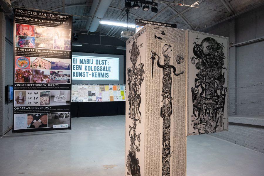 Tentoonstelling in Kunstlab